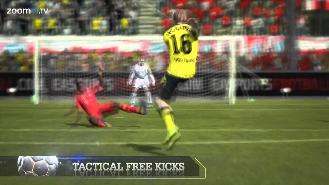 fifa 13 wii u gameplay details youtube rh youtube com FIFA 13 Wii Street Mode FIFA 13 Wii U Gameplay