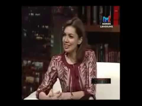 Najwa Sihab Bungkam Presenter Malysia Yang Sok Pintar Di TV Malaysia