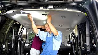 Тест полной шумоизоляции Chevrolet Tahoe 4  - Практика!