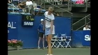 Mary Pierce vs Jelena Dokic Hilton Head 2000