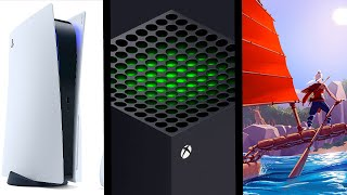 Nouveaux jeux PS5, les graphismes Next Gen, Zelda like sublime, MaJ jeux Xbox Series X gratuite ?