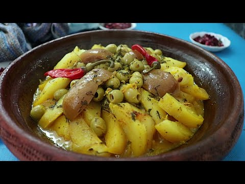 moroccan-tagine-chicken-potato-and-olives