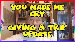 you made me cry giving and trip update confessions of a theme park worker
