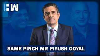 Business Tit-Bits: Same Pinch Mr Piyush Goyal | HW News English