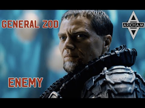 General Zod Tribute