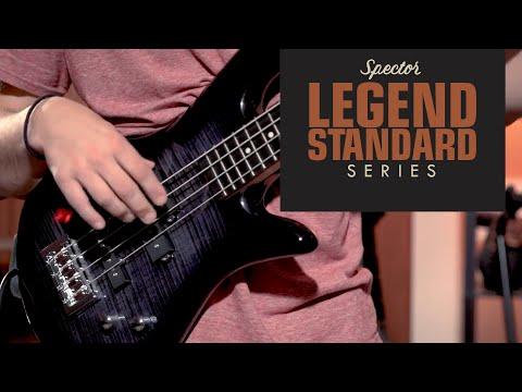 The All New Spector Legend Standard Bass