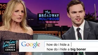 Guess Google with Helen Hunt and Nicholas Hoult