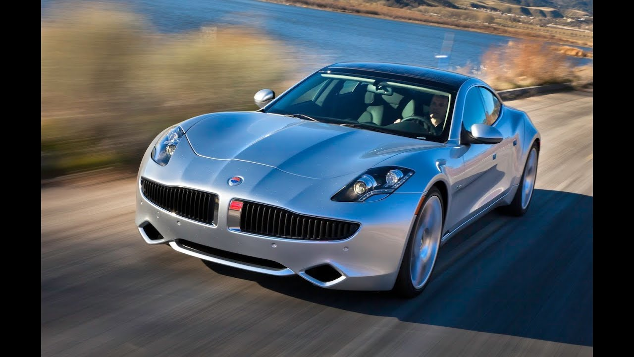 2017 Fisker Karma Plug In Hybrid First Drive Review