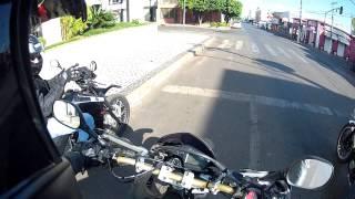 Passeio moto Patos de Minas