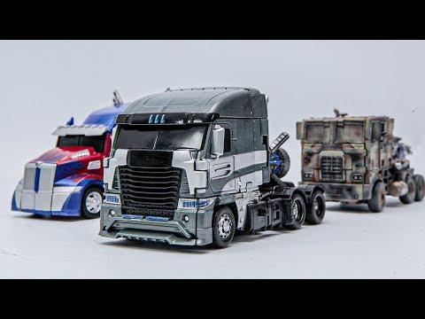 Transformers Movie 4 AOE Voyager Galvatron Evasion Mode Knight Optimus Prime Truck Car Robot Toys