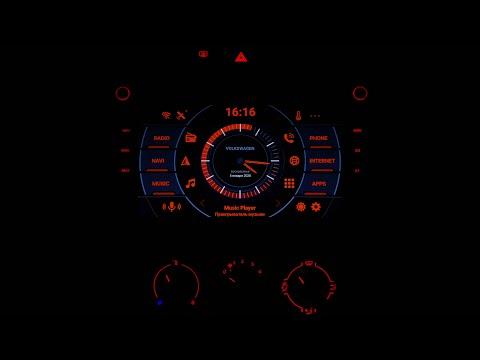 Китайская Магнитола в VW Polo |ЧЕСТНЫЙ отзыв