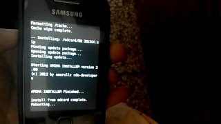Reboot Recovery Mode on Galaxy S6 Edge - androidgs