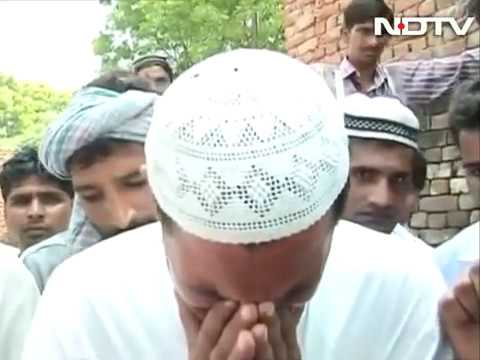 Muzaffarnagar riots: 'I saw my wife and child killed', tearful villager tells PM Travel Video