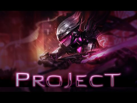 League of Legends: Project Fiora (Skin Spotlight)
