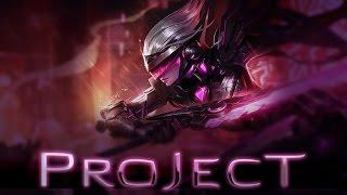 League of Legends: Project Fiora (Skin Spotlight)