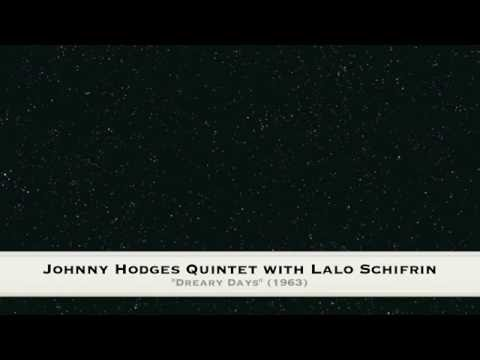 Johnny Hodges Quintet with Lalo Schifrin -