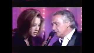 Lara Fabian Michel Sardou Je Vais T Aimer English French Lyrics