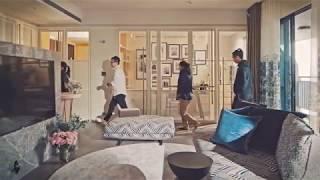 видео Ganna Design (Тайвань). Квартира в стиле творческой элегантности