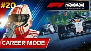 F1 2018 Career Mode Part 20: Sauber vs Renault
