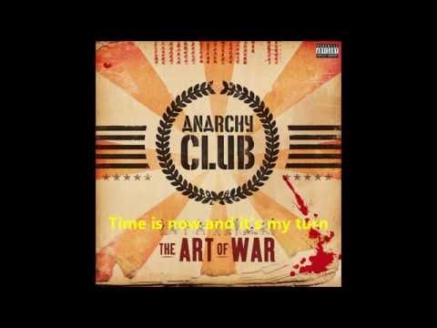 Anarchy Club - Built To Grind [Lyrics / ᴴ�p]