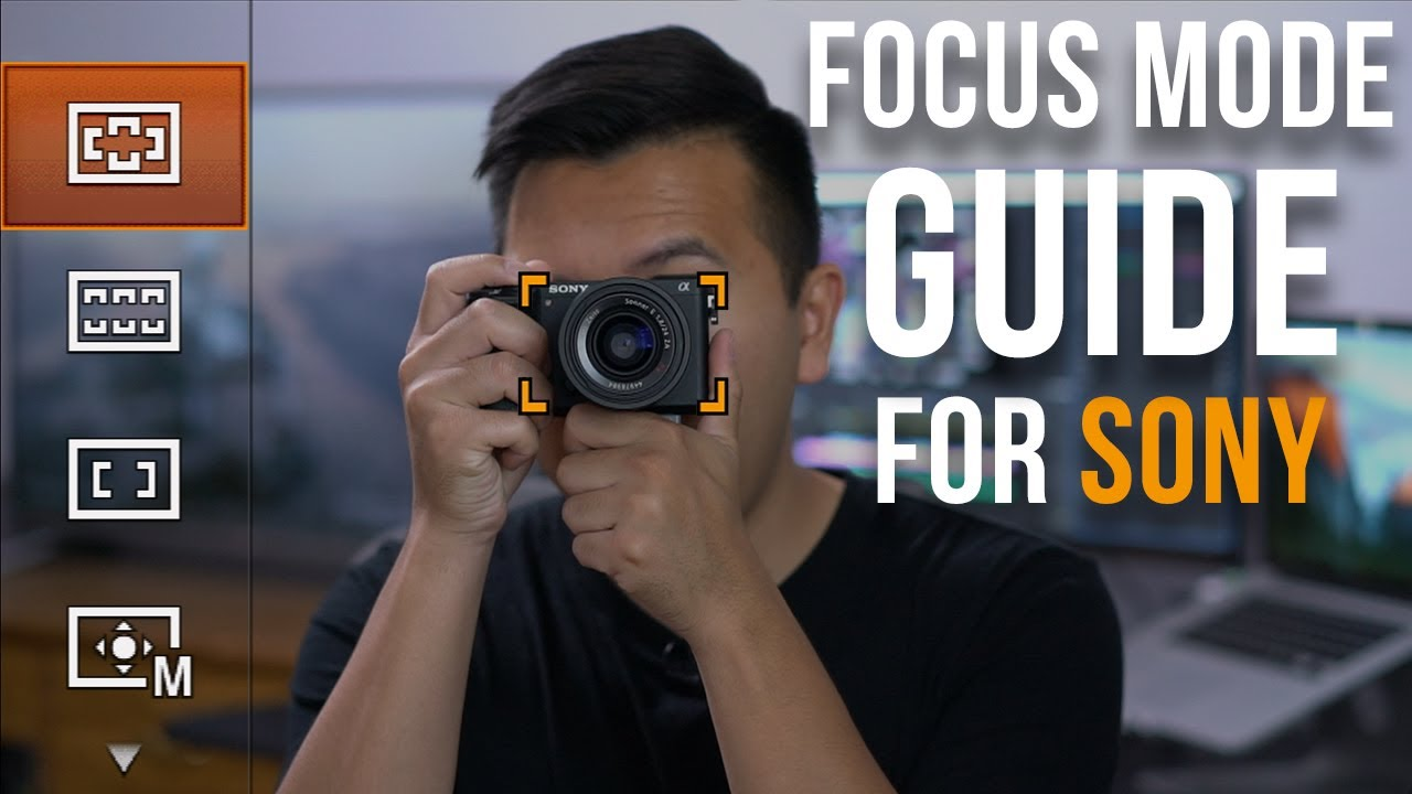 Sony Video AutoFocus Tutorial for a7III a7RIII a9 a7RII a7SII a6000 a6300  a6400 a6500