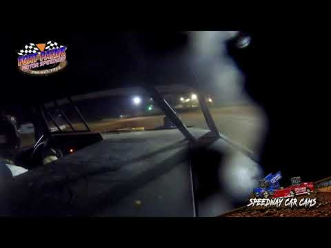 #13 Danny Pendegrass - Pony - 9-22-18 Fort Payne Motor Speedway - In Car Camera