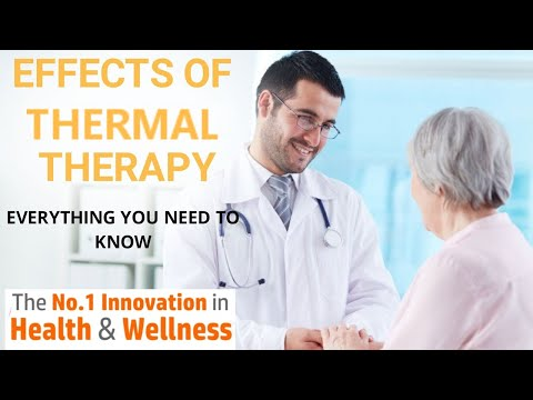 THERMAL THERAPY BENEFITS NO SIDE EFFECTS BY NUGA THERMAL MASSAGE BED, NUGABEST THERMAL THERAPY