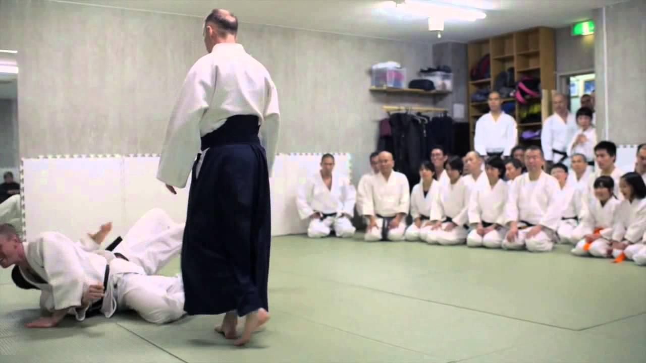 kagami biraki 鏡開き 2015: Jacques Payet-sensei embu