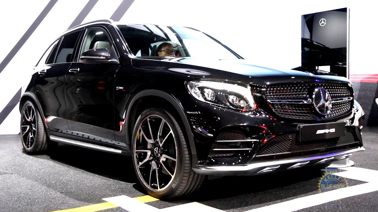 2017 mercedes amg glc 43 2016 new york auto show youtube. Black Bedroom Furniture Sets. Home Design Ideas