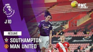 Résumé : Southampton 2-3 Manchester United -Premier League (J10)