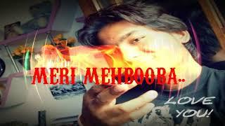 Instrumental Jara tasveer se tu nikal ke saamne aa meri mehbooba from Pardesh Movie