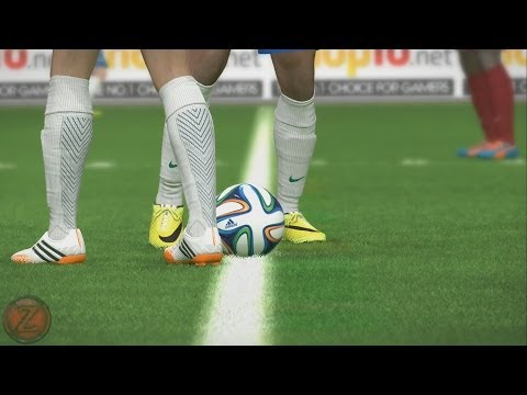 Pro Evolution Soccer 2014 World Challenge PC Gameplay *HD* 1080P Max Settings