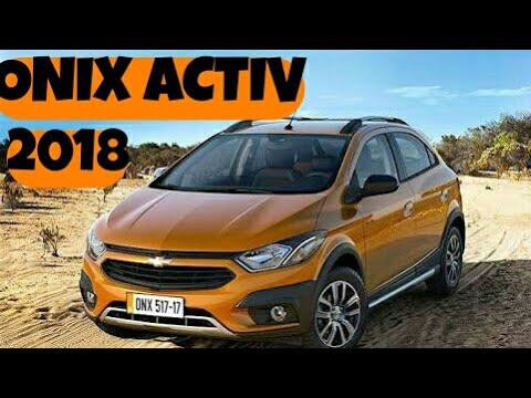 chevrolet onix 2018. delighful onix novo chevrolet onix activ 2018 detalhes top sounds in chevrolet onix