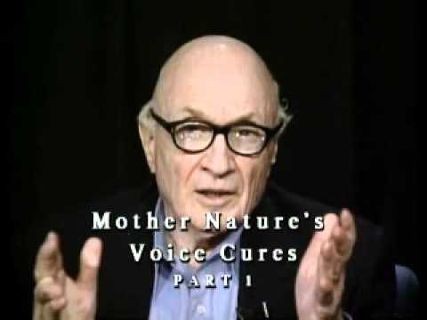 Mother Nature's Voice Cures: Show 1 of 2 Dr. Mort Cooper with Patients on Natural Voice Cures