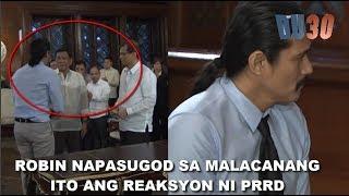 ITO ang binigay Robin Padilla kay PRRD at ito ang naging REAKSYON niya