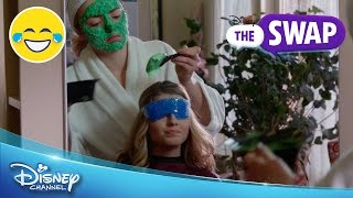 The Swap   Spa Trip   Official Disney Channel UK