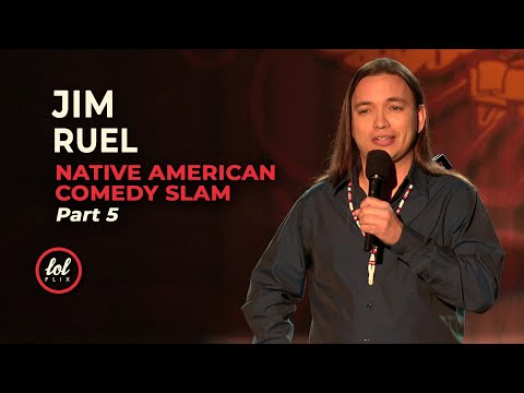 Jim Ruel • Native American Comedy Slam • Part 5 | LOLflix