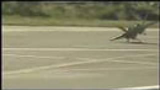 yf 23 r c 3rd flight part2 2007 10 21