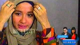 Oh Tuhan (Fatin Shidqia) BS of Laudya Cynthia Bella on SILET, 9-10-15