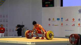 World Weightlifting Championships 2014 - Almaty, Men