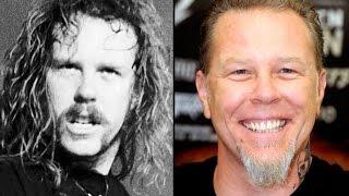 Metallica Enter Sandman James Hetfield vocal change 1991- 2016