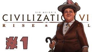 Video Civilization VI: Rise and Fall! -- Wilhelmina of the Netherlands! -- Part 1 download MP3, 3GP, MP4, WEBM, AVI, FLV Maret 2018