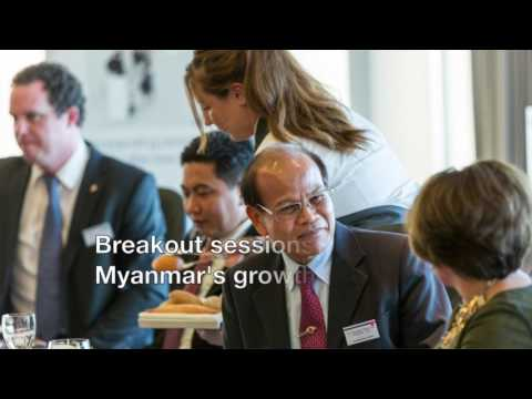 Myanmar Trade and Investment Forum 2016
