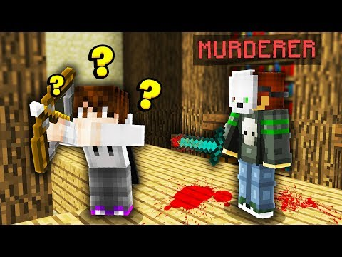 HOW DID I SURVIVE THIS?! (Minecraft Murder Mystery)