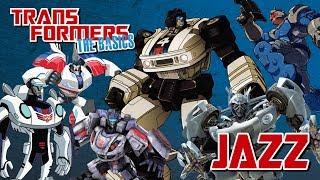 TRANSFORMERS THE BASICS on JAZZ