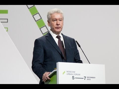 Sergey Sobyanin: on developing capital's infrastructure