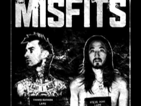 Travis Barker feat. Steve Aoki - Misfits