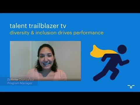 workplace diversity & inclusion drive performance | talent trailblazer tv.