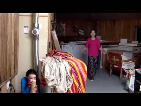 Parodie de hunger games par the unknown girl avec Eliane plante, Sophie Caron, lilou barbotin ......