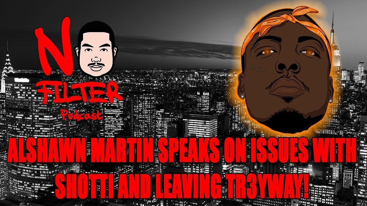 Alshawn Martin Speaks On Issues With Shotti, Leaving Tr3way And Relationship With 6ix9ine!